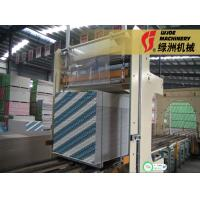 PLC Control Automatic Gypsum Board Packing Machine 15m/Min Speed Manufactures