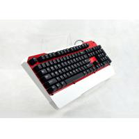 Durable ergonomic mechanical gaming keyboard for computer with 104 Keys Manufactures