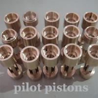 Quality Fabrications Service CNC Machining Parts , Cnc Machined Components For Railway for sale