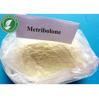 Metribolone Anabolic Steroid Powder Methyltrienolone For Burn Fat CAS 965-93-5 Manufactures