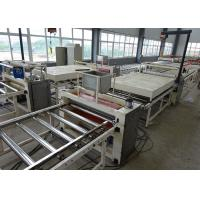 2 million sqm Fully Automatic Double Side PVC Lamination Machine Gypsum Board Manufactures