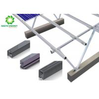 Buy cheap Corrosion Resistance Aluminum Structure Solar Bracket Adjustable Solar Panel from wholesalers