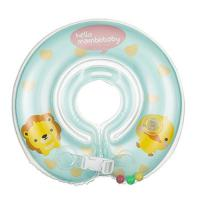 China Baby Neck Float Swimming Newborn Baby Swimming Neck Swim ring for 0-24 month Baby on sale