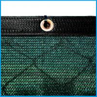 Balcony Safety Protect Green HDPE Tape + Tape Shade Net Supplier Manufactures