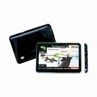 GPS Navigator with FM, Bluetooth, A/V In Functions and 4.3-inch TFT Touchscreen Manufactures
