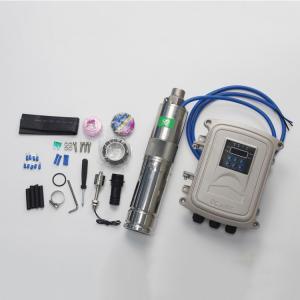 China 3 inches stainless steel submersible solar pump controller for agriculture 24V, 36V, 48V, 72V, 216V, 288V on sale