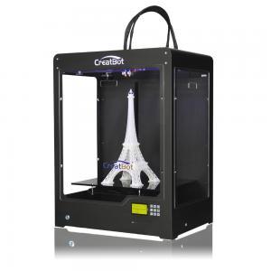 Large Desktop Triple Extruder 3d Printer With All Metal Frame Structure Manufactures