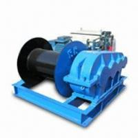 Slow Speed Electric Winch, Used to Lift Pull and Drag Heavy Objects Manufactures