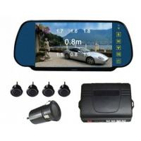 China Wireless Car LCD Parking Sensor CS9701L on sale