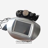 650nm Laser Ultrasonic Cavitation RF Slimming Machine With 5 Handpices Manufactures