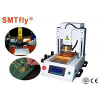 110*150mm PCB Soldering Machine For FPC 0.5-0.7MPA Air Pressure SMTfly-PP1S Manufactures
