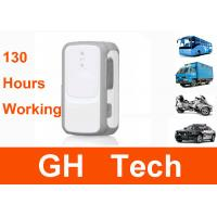 China 130 hours continous working portable Vehicle gps tracking device solution car gps tracker system asset tracker truck on sale