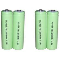 NIMH   1.2V AA 1200mAh NIMH Rechargeable Battery Manufactures
