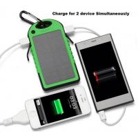 10000mAh Solar panel Charger for mobile phone Ipad, waterproof, shockproof,dustproof Manufactures
