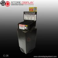 Comprehensive material rotatable counter display with turnatable Manufactures