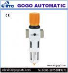 Pneumatic Air Filter Pressure Regulator Air Source Treatment Unit 1/8 Inch Mini FESTO Type With Pressure Gauge Manufactures