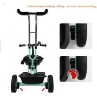 China New Best selling adjustable children bicycle 3 wheels trike ride on car kids tricycle bike baby bicycle with push handle on sale