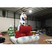 Quality christmas inflatable yard decorations buy from for Quality outdoor christmas decorations