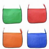 Leisure and Business Nonwoven Shoulder Bags Manufactures