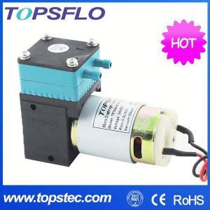 TOPSFLO dc pump, mini air pump,diaphragm liquid pump TF30A-B Manufactures