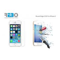 9H Hardness iPhone Tempered Glass Screen Protector for iPhone 5s Manufactures