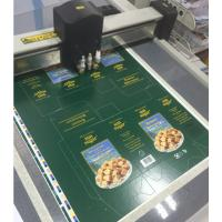 duplex box color box sample making cutter plotter Manufactures