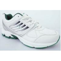White Designer Waterproof Athletic Walking Sketcher Sport Shoes for Women / Men Manufactures