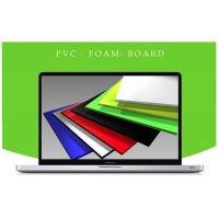 Cabinet Rigid Colored Expanded PVC Foam Board High Density Fire Retardant Manufactures