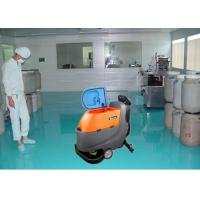 Dycon Walk Behind Floor Scrubber Using In Wide Area And Make A Corner Flexible Manufactures