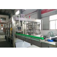 Quality 6000 BPH Capacity Pure Water Filling Machine Stainless Steel Material for sale
