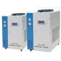China Air Cooled Packaged Chiller / Air Cooled Screw Chiller For Injection Moulding Machine on sale