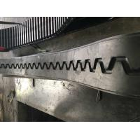 221.26 Kg Black Paver Rubber Tracks 356 Pitch 152.4*46 For Blaw Knox PF4410 Manufactures