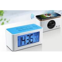 Cheap price new alarm clock FM radio with induction speaker function Manufactures