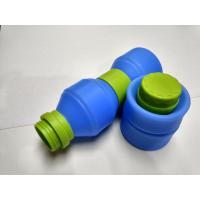 Kids Silicone Drinking Bottle Silicone Folding Cup With Collapsible Fuction Manufactures
