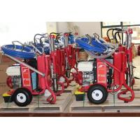 Hydraulic Airless Sprayer With Max Spray Tip 0.065in Pneumatic Paint Sprayer Manufactures