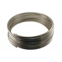 Quality 316Ti 310S 321 Stainless Steel Pipe Coil 600 - 3500M / Coil ASTM A249 for sale
