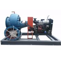 diesel engine farm irrigation mixed flow water pumping machine with high capacity Manufactures