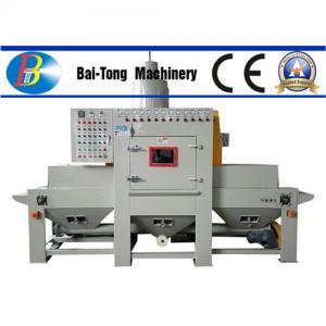 Phone Shell Burring Media Blasting Equipment , Automated Sandblasting Equipment Eco Friendly Manufactures