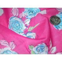 Cotton Floral Printed Fabric Manufactures
