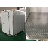 Mobile Cold Room Construction With FRP+PU+FR Composite Sandwich Panel Manufactures