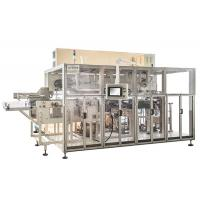 Quality The full servo baby diaper rolling film bag packaging and wrapping  machine for sale