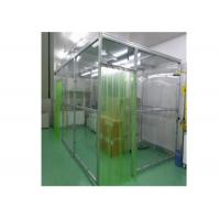 Dynamic And Pharmatical Softwall Clean Room For Medical Equipment Manufactures