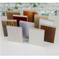 4x8 Rigid PVC Laminated Foam Board For Farm Irrigation 1220 * 2440 MM Manufactures