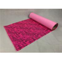 Sublimation Metallic Heat Transfer Foil Stretchable Good Washing Resistance Manufactures