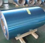 High Flexibility Prepainted Aluminum Coil , PVDF Coated Aluminium Sheets Manufactures