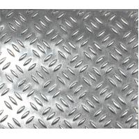 China Astm A240 316l 5mm Thickness Stainless Steel Checkered Plate For Flooring on sale