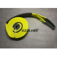 100% Polyester Truck Snatch Strap Towing Heavy Duty Custom Pickup Truck Manufactures