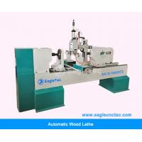 China Automatic Wood Lathe for Oak Stair Spindles and Wooden Banister Making on sale