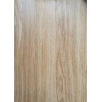 Decorative Melamine Wood Look Contact Paper , Melamine Adhesive Paper For Furniture Manufactures