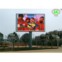 Full Color Highlight LED Display Billboard P16 Energy-saving Manufactures